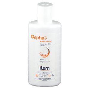Item Shampoo Alpha 3 200 ml
