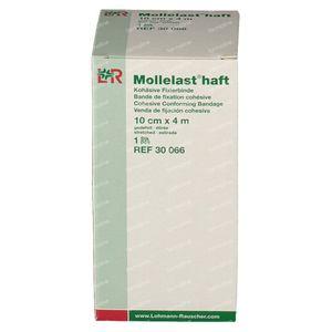 Mollelast Haft Bande Elastique ADH 10cm x 4m 1 pièce