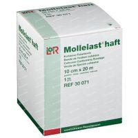 Mollelast Haft Windel Elastisch ADH 10cm x 20m 1 st