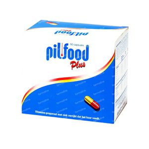 Pilfood Plus 90 capsules