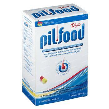 Pilfood Plus - Vitaminen Voor De Haren 180 capsules