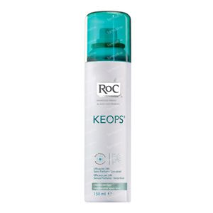 Roc Keops Deodorant Spray Sec 150 ml spray