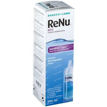 Bausch Lomb Renu Multi-purpose 360 ml