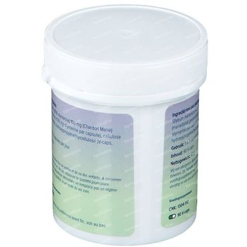 Deba Silymar 150mg 90 capsules