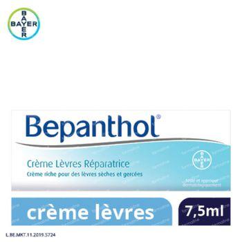 Bepanthol / Bepanthen Crème à Lèvres 7,5 ml