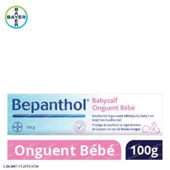 Bepanthol Bébé Fesses Rouges 100 g