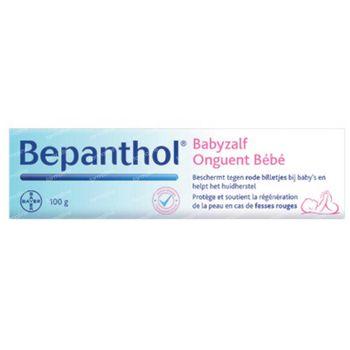 Bepanthol Baby Zalf Rode Billen 100 g
