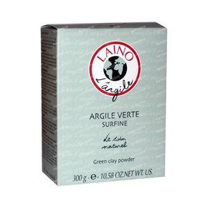Laino Argile Vert 300 g poudre