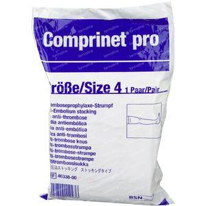 Comprinet Pro Thigh Bas A/Embolie T4 4633800 1 paire