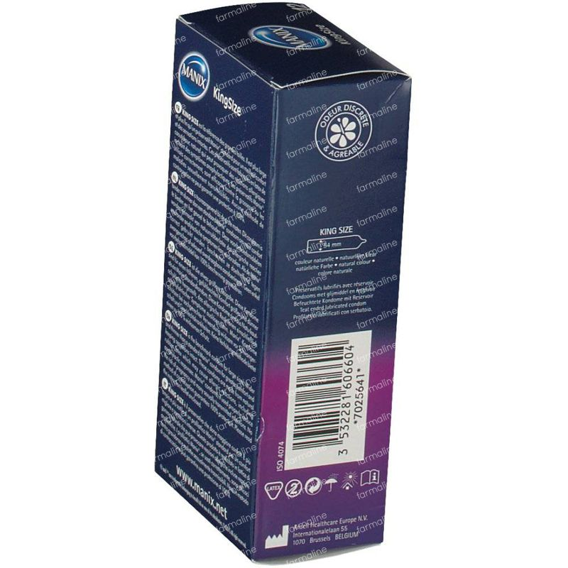 manix king size condoms 12 pieces order online. Black Bedroom Furniture Sets. Home Design Ideas