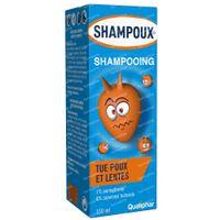 Shampoux Shampooing Anti-Poux & Lentes 150 ml