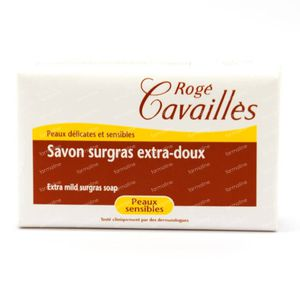 Roge Cavailles Zeep Overvet Classic Gevoelige Huid 150 g