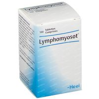 Heel Lymphomyosot 100  tabletten