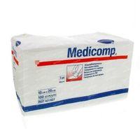 Hartmann Medicomp Compresse 4 Plis 10 x 20cm 421827 100 st
