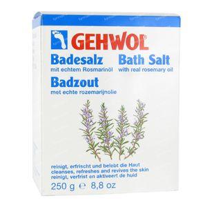 Gehwol Badzout Met Rozemarijn 250 g