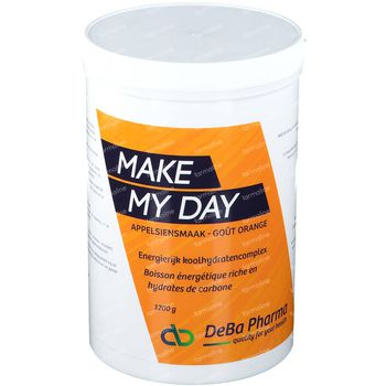 Deba Make My Day Orange 1200 g