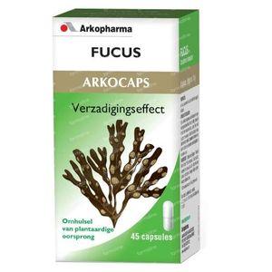 Arkogelules Fucus Algues 45 capsules