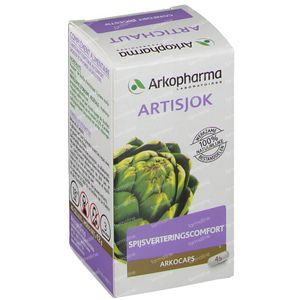 Arkocaps Artisjok Plantaardig 45 capsules
