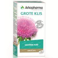 Arkocaps Grote Klis Plantaardig 45  capsules