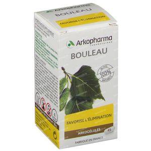 Arkogelules Bouleau 45 capsules