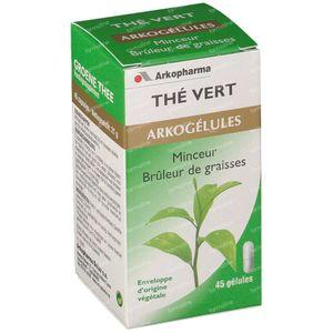 Arkogelules Green Tea Vegetal 45 capsules