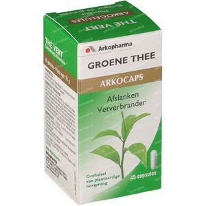 Arkocaps Grünen Tee Pflanzlich 45 kapseln
