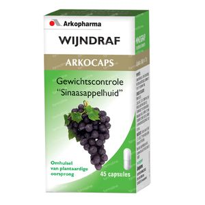 Arkocaps Wijndraf 45 capsules