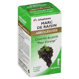 Arkocaps Marc De Raisin 45 capsules