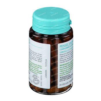 Arkocaps 3Kleur Viooltje Plantaardig 45 capsules