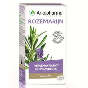 Arkocaps Rozemarijn Plantaardig 45 capsules