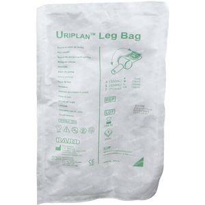 Uriplan Poche Jambe + Tuyau 10cm 500 ml