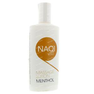 Naqi Massage Lotion Menthol 500 ml