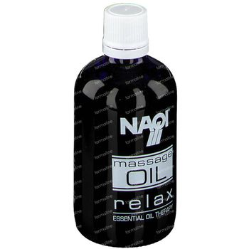 Naqi Massage Oil Relax 100 ml