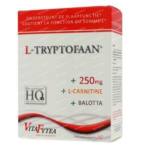 Vitafytea L-Tryptofaan 60 tabletten