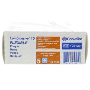 Combihesive Iis Pl. Flexible 38Mm 125133 5 pieces