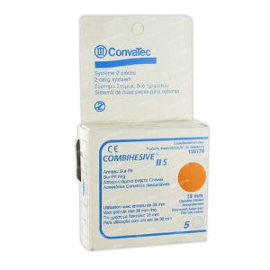 Combihesive II S Sur-Fit Ring 19mm 125170 5 stuks