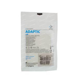 Adaptic 7.5cm x 20cm Non Collante 1 pièce