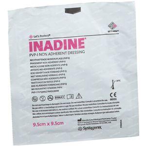 Inadine PVP 9,5cm x 9,5cm 1 stuk