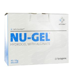 Nu-Gel Hydrogel + Algin. 150 g
