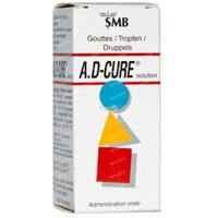 Ad Cure Gouttes 10 ml solution