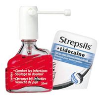 Strepsils Lidocaïne Mond- & Keelspray 20 ml spray