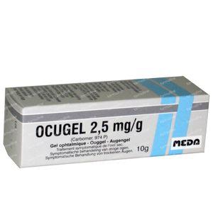 Ocugel Oftal 0.25% 10 ml