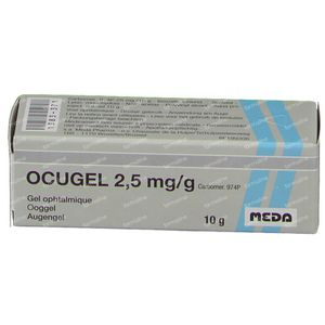 Ocugel Oftal 0.25% 10 ml