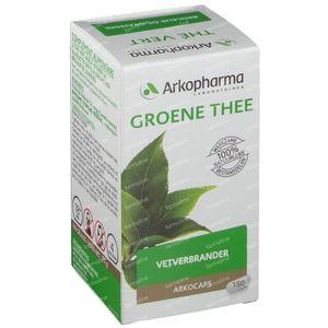 Arkocaps Grüner Tee 150 kapseln