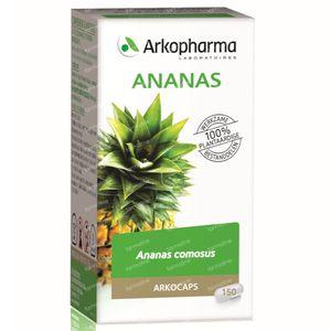 Arkogélules Ananas Gélules Végétales 150 capsules