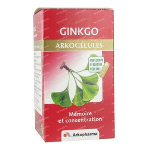 Arkogelules Ginkgo Biloba Vegetal 150 capsules