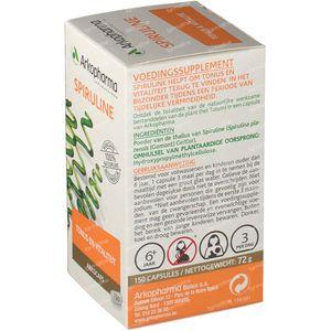 Arkogelules Spirulina 150 capsules