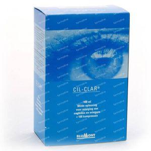 Cil-Clar Demaquillant Oog Make-Up 100 ml