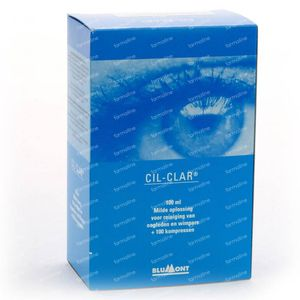 Cil-Clar Demaquillant Yeux Make-Up 100 ml