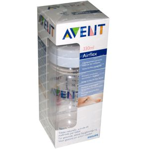 Avent Suction Bottle 330ml 1 pieza